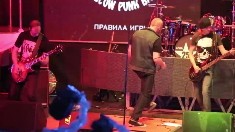 КУЛАКИ В КАРМАНАХ Fucking Liar The Exploited COVER