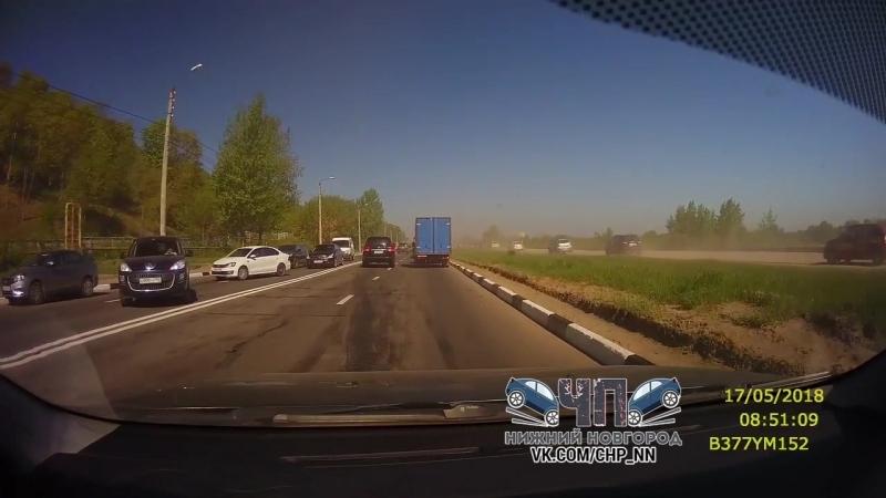 ДТП Гребной канал Нижний Новгород 17 05 18 8 50