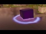 Куб + Озеро = Батутный центр