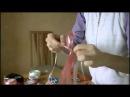 Свадебный букет из гвоздики - Как сделать часть 5