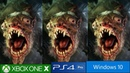 Metro Exodus PS4 Pro vs Xbox One X vs PC Graphics Comparison - A Visual Masterpiece