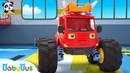 Fire Truck Has a New Mission Super Firefighters Rescue Team Kids Role Play BabyBus