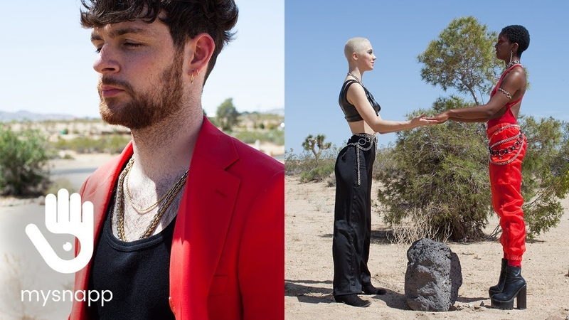 Mysnapp X Tom Grennan   The Ins and Outfits of Barbed Wire