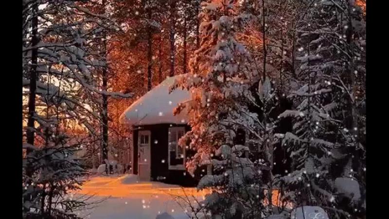 Скоро Новый год Я хочу чтобы у всех моих ДРУЗЕЙ всё было хорошо в Новом году Счастья вам и вашим семьям