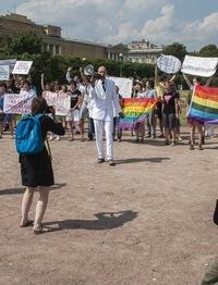 И ещё раз о гей-параде...