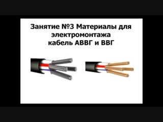 Электрические кабели провода шнуры В чём их сходство и отличия