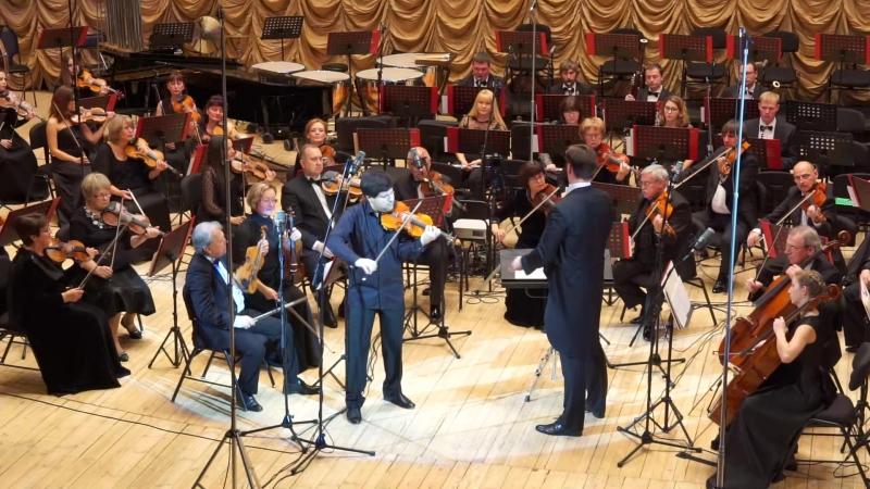 Петр Чайковский Пьеса для скрипки и оркестра №2 Скерцо