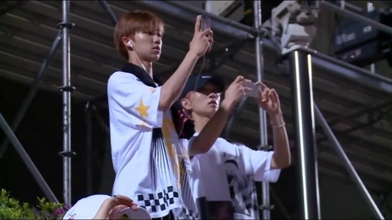 Seventeen (세븐틴) Diamond Edge Concert in Seoul DVD: Behind the Scenes (Eng sub)