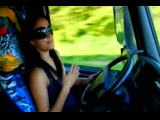 Modern talking style 80s - magic babe race. extreme girl vоlvо truck driver аutо