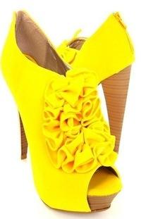 Модные туфли под платье