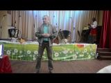 выступление Ю.Н.Кваши а фестивале народной песни