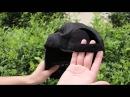 Utility Solar Power Hat Air Fan Peak Cap Sunhat from