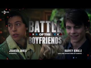 Битва бойфрендов riverdale vs. sabrina в озвучке tv shows