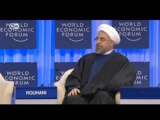 Делегация Ирана в Давосе - впервые за 10 лет