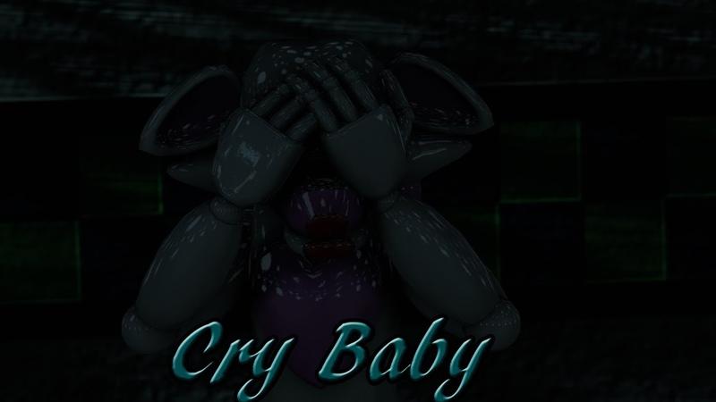 [SFM FNAF]Mangle-Cry Baby.