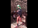17 06 2018 Чанмин на показе Прада в рамках Milan Fashion Week