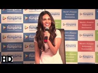 Bollywood Hungama Meet N Greet With Esha Gupta
