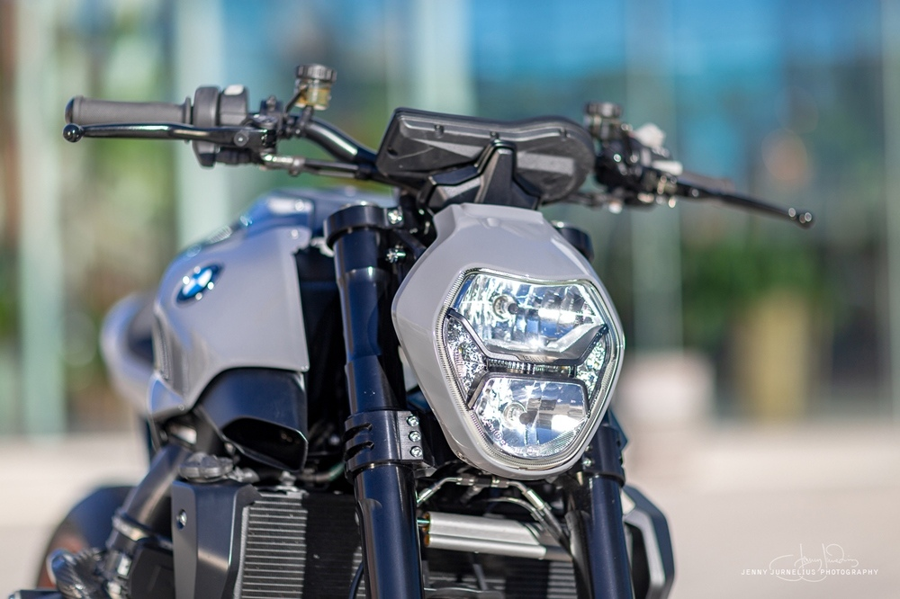 Unique Custom Cycles: кастом BMW R1200R
