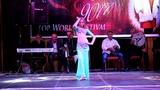 БАЛАДИ София Явтушенко, Sofiia Yavtushenko, Summer Show Baladi and drum solo, Ahlan Wa Sahlan 2017, Cairo