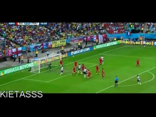Video: All the 171 goals from the 2014 World Cup: http://www.