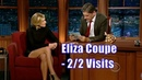 Eliza Coupe The 80's Leather Shorts 2 2 Appearances In Chron Order 720p