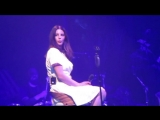 Lana Del Rey Terrence Loves You (Live @ LA To The Moon Tour Palacio Vistalegre)