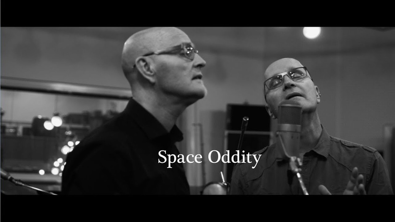 David Bowie - Space Oddity Performed by - Rongedal