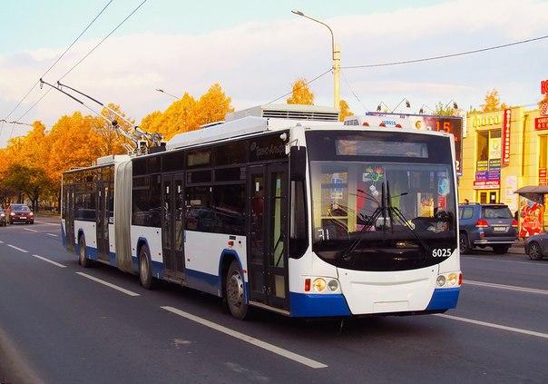 Троллейбусные парки