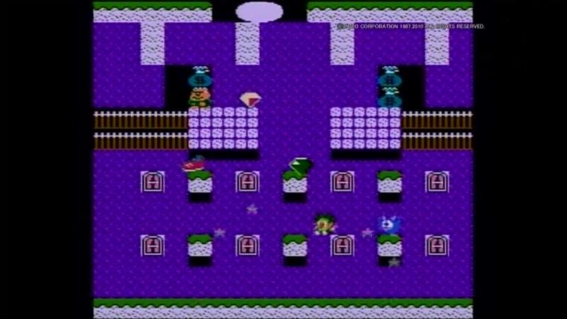 GameCenter CX099 - Rainbow Island aka Rainbow Islands - The Story of Bubble Bobble 2 [576p]