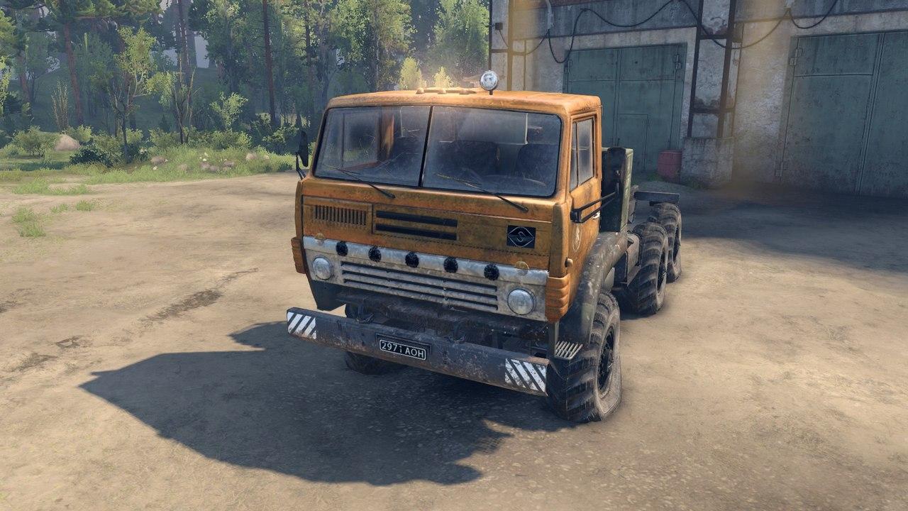 Урал 4322А Суша v1.0 Zt5XFQKFmT0