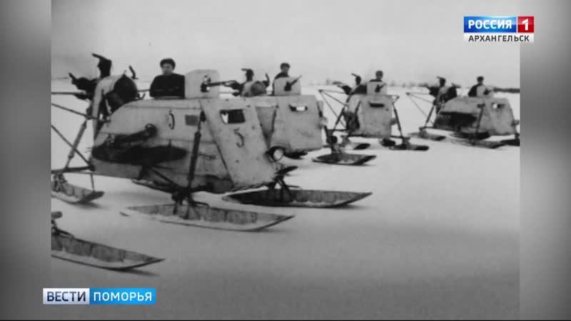 В Коряжме пытаются восстановить аэросани времен Великой Отечественной войны