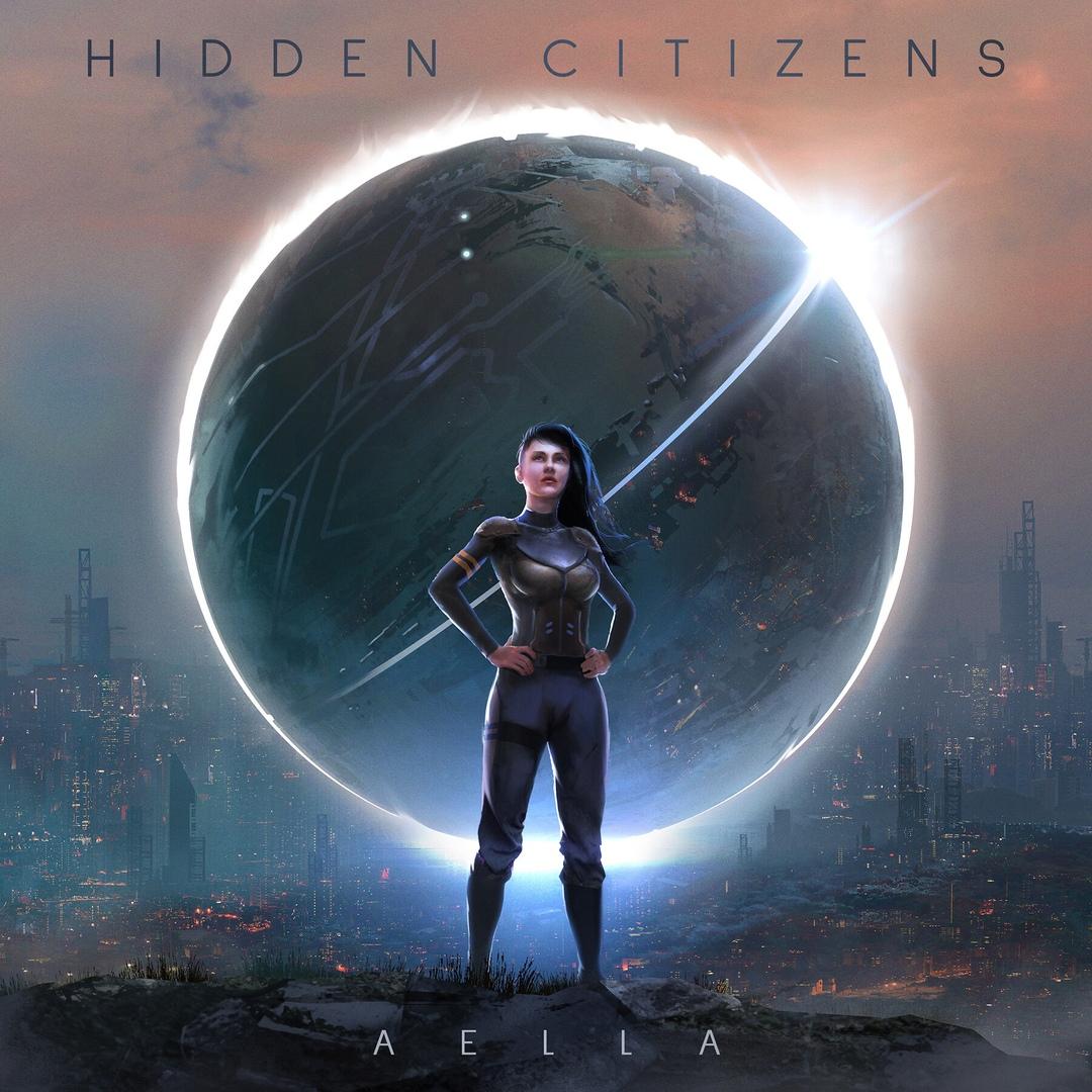 Hidden Citizens - Aella [EP]