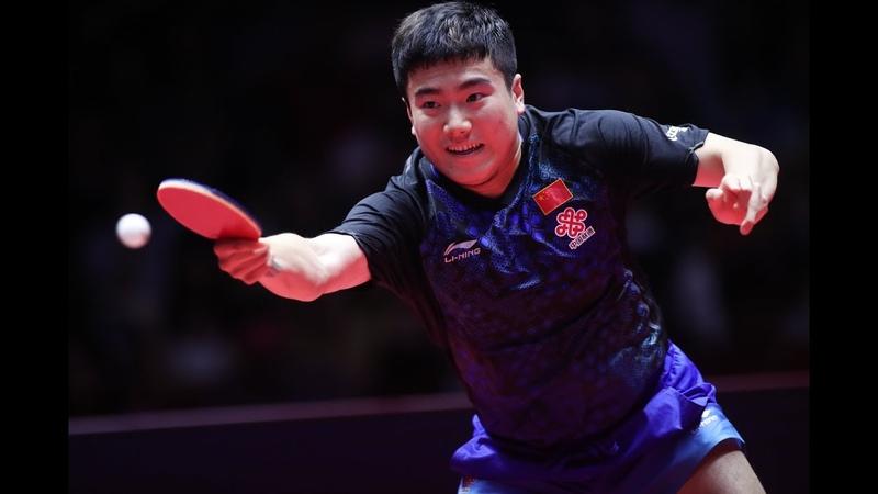Liang Jingkun vs Fang Bo | 2018 Chinese National Games
