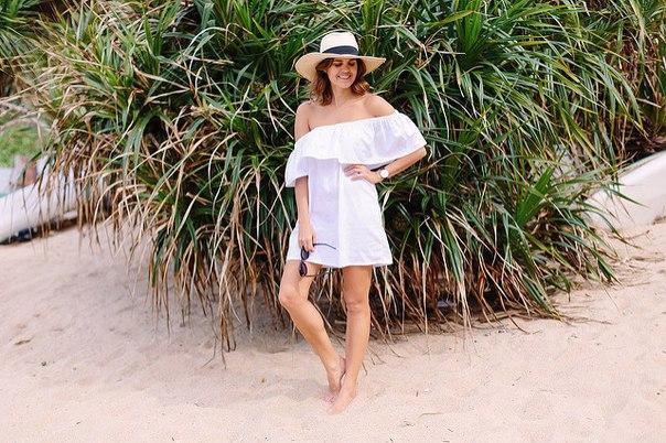 Шьем пляжное платье (8 фото)