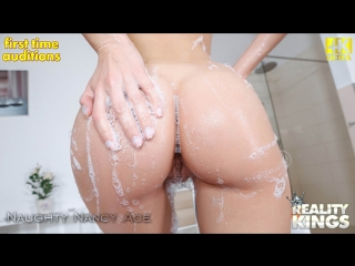 Naughty nancy ace by firsttimeauditions | reality kings