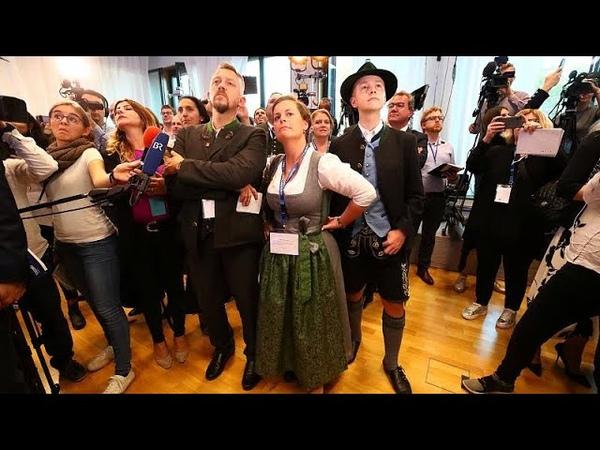 Выборы в Баварии ХСС получил незачет