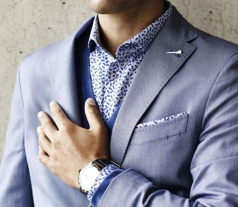 Рубашка с рисунком. Виды, стили, с чем носить.