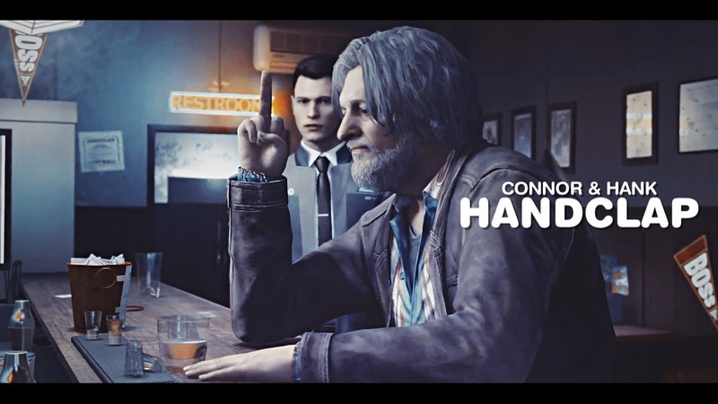 ❝What the fuck are you doing here?❞ [Connor Hank]