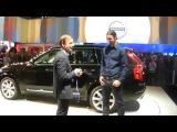 Zlatan meets the new Volvo XC90