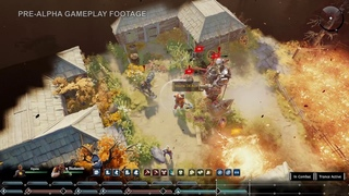 Iron Danger first pre-alpha combat gameplay footage