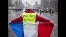 Парижский Майдан как подавляют попытку бунта против США