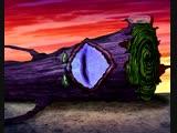 Кураж - трусливый пес Волшебное дерево Робот Рэнди
