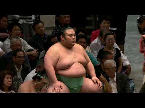 Living 521 Sumo Natsu Basho 2018 Day 9 [大相撲夏場所 九日目 ▽前半戦の土俵から]