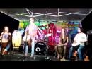 Baga Gine - Выступление !НаБарабан! на Дне города Владимира 25 августа 2018