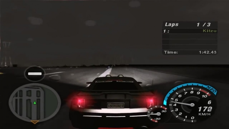 [NFS2SE3HP4HS8U2] Need For Speed Underground 2 - Top Speed of All Cars (Including US EU Cars)