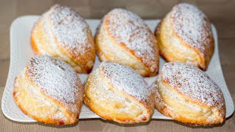 СОЧНИ (сочники) С ТВОРОГОМ | Cookies with Curd Filling - Unleavened dough