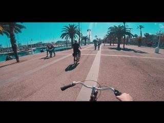 Spain Girona- Barcelona (GoPro)