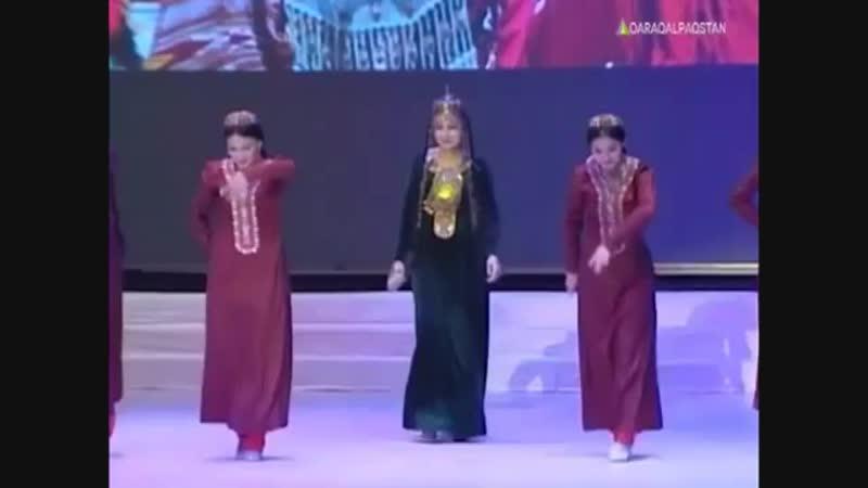 Инабат Жуманиязова Түркменше қосық Гүш депти mp4