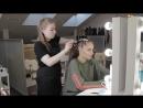 Как заплести модные косы с канекалоном видеоинструкция от Ханны