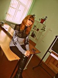 Мария Чернецкая